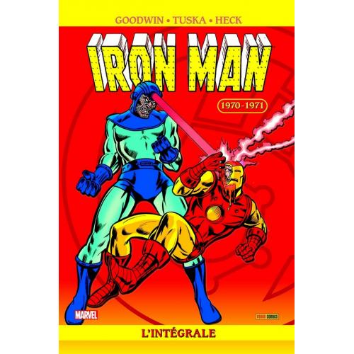 Iron Man Intégrale Tome 6 1970 1971 (VF)
