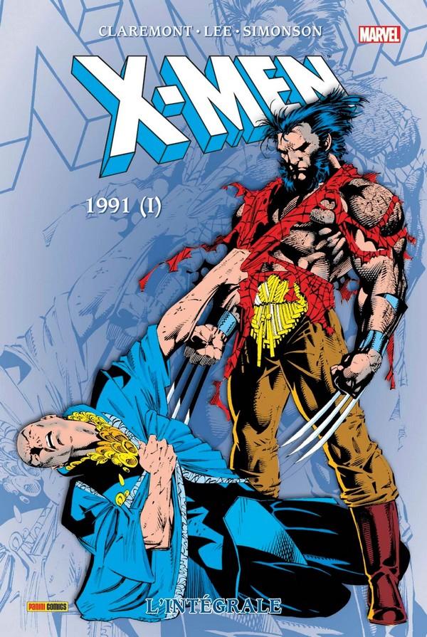 X-MEN INTEGRALE Tome 5 1981 (VF)