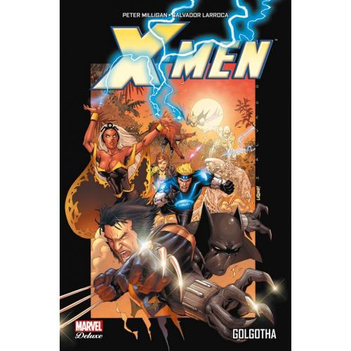 X-men Golgotha (VF)