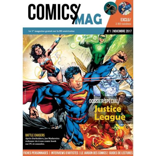 Gratuit Comics Mag n°1 offert (VF)