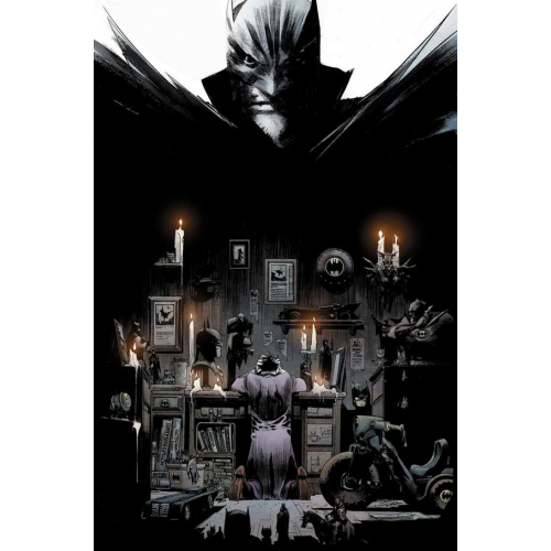 Batman : White Knight 2 - Sean Murphy (VO) 2nd Print