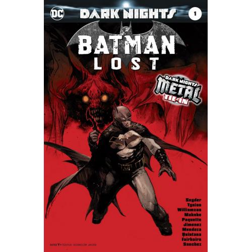Batman : The Merciless 1 (VO) - METAL