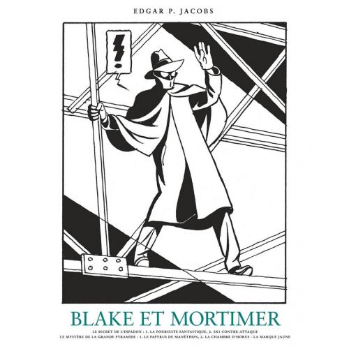 Blake & Mortimer - Intégrale tomes 1 à 6 (VF)