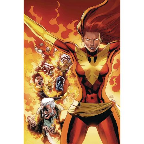 Phoenix Resurrection : The Return of Jean Grey 1 (VO)