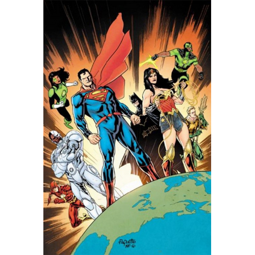 Justice League Rebirth n°8 (VF)