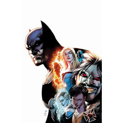 Suicide Squad Rebirth n°7 (VF)