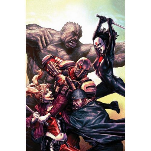 Suicide Squad Rebirth n°8 (VF)