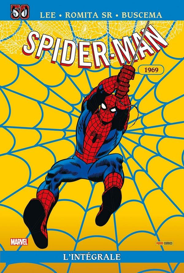 Amazing Spider-Man Intégrale Tome 7 1969 (VF)