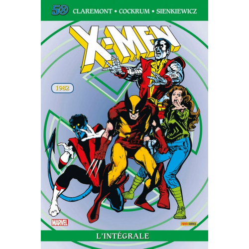 X-MEN INTEGRALE Tome 6 1982 (VF)