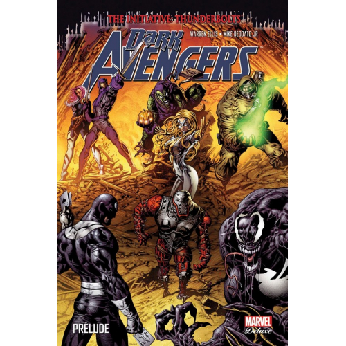 DARK AVENGERS : PRELUDE THUNDERBOLTS (VF)