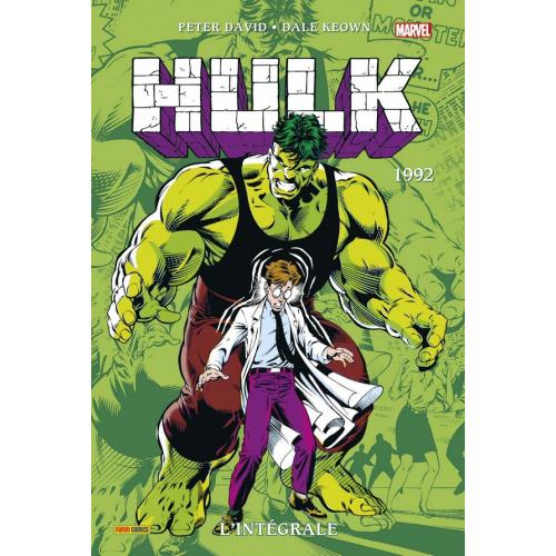 Hulk Intégrale Tome 7 1992 (VF)