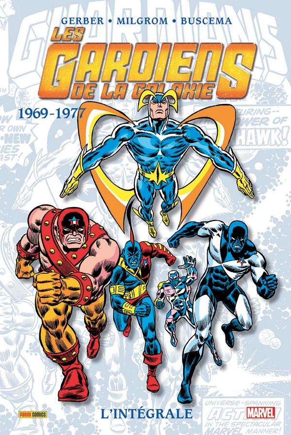 Les gardiens de la galaxie Intégrale Tome 2 1977-1980 (VF)