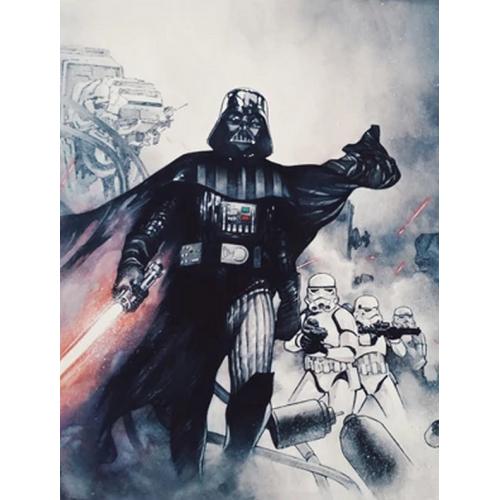 Gratuit : Lithographie Star Wars Offert
