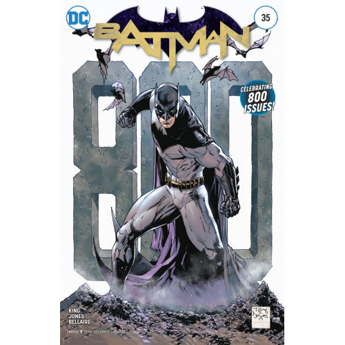 Batman 35 Variant Edition (VO)