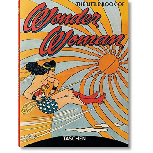 The Little Book of Wonder Woman (VO)