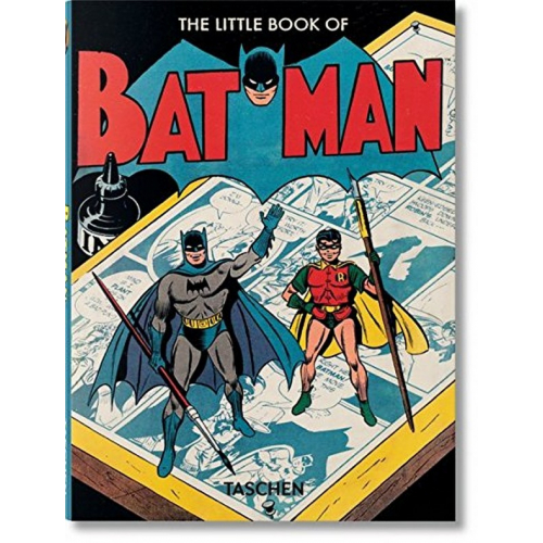 The Little Book of Batman (VO)
