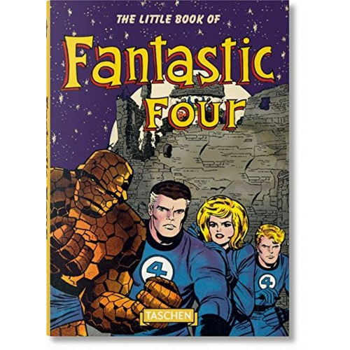 The Little Book of Fantastic Four (VO)