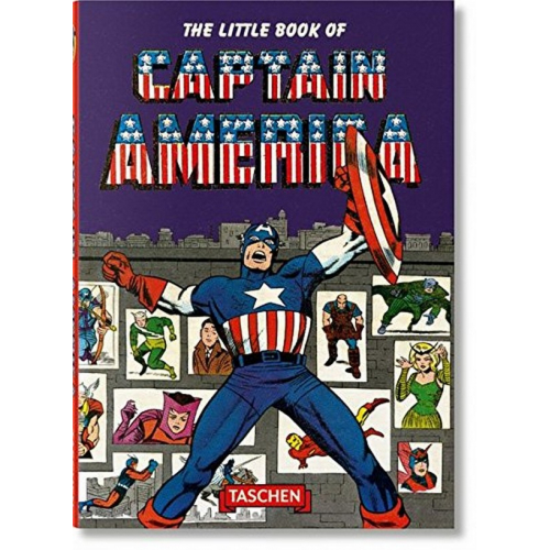 The Little Book of Captain America (VO)