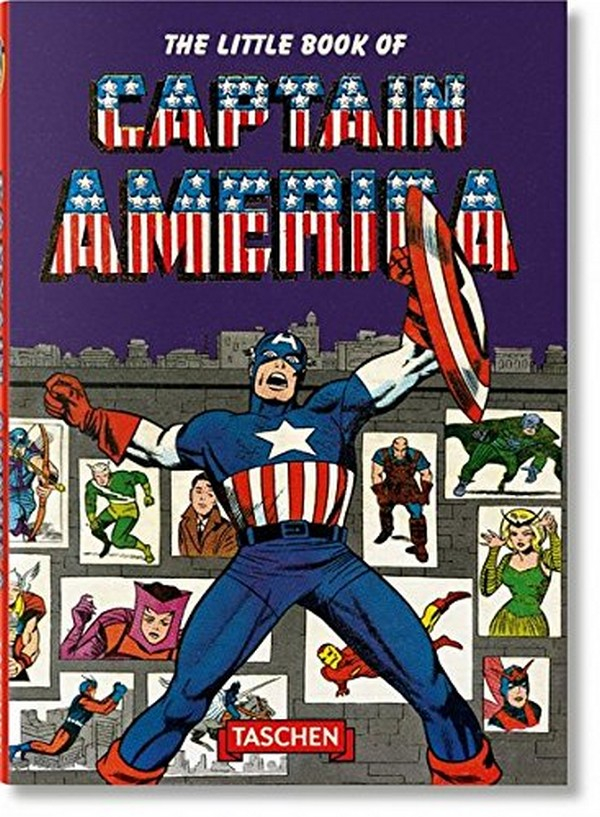 The Little Book of Captain America (VF)