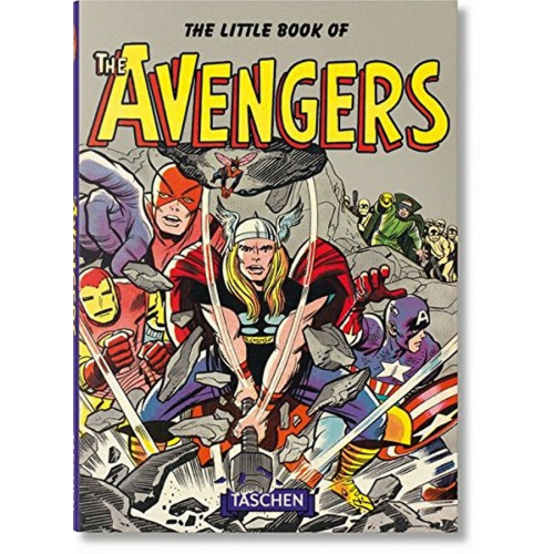 The Little Book of Avengers (VO)