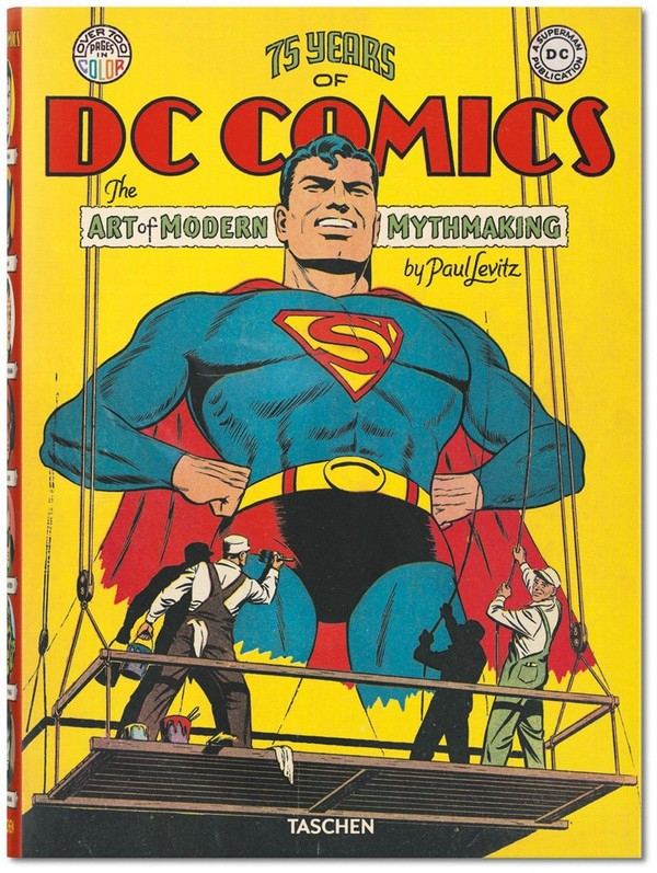75 Years of DC Comics(VF)
