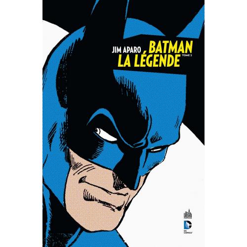 Batman La légende Tome 2 (VF)