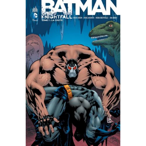Batman Knightfall Tome 1 (VF)