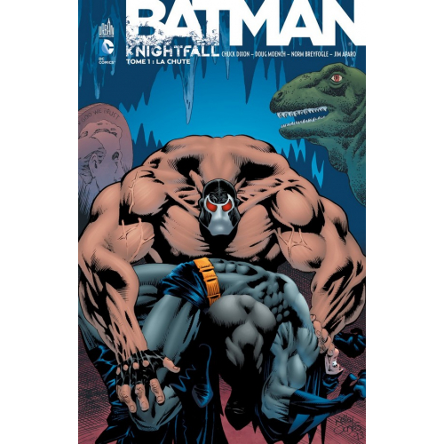 Batman Knightfall Tome 1 (VF)