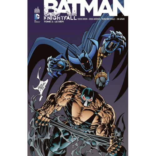 Batman Knightfall Tome 2 (VF)