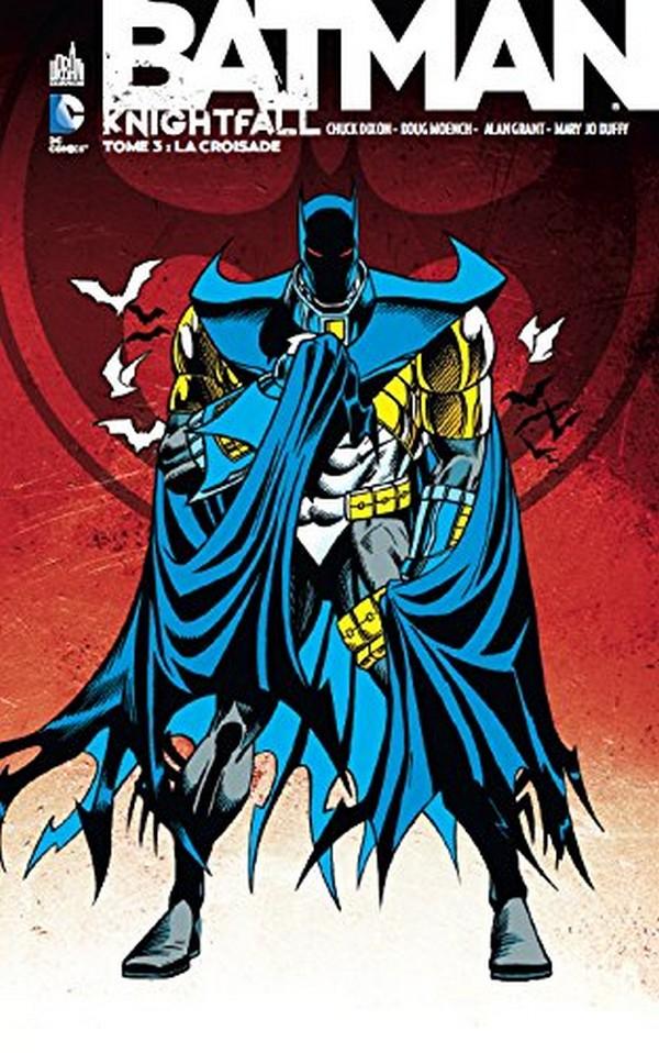 Batman Knightfall Tome 2 (VF)