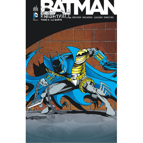 Batman Knightfall Tome 4 (VF)