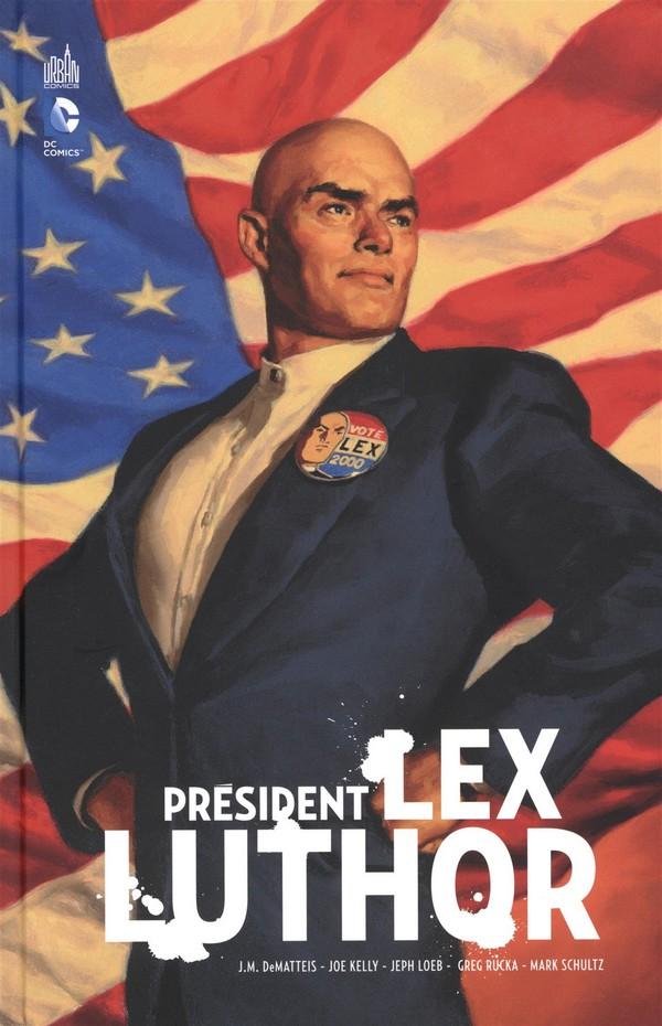 Président Lex Luthor (VF)