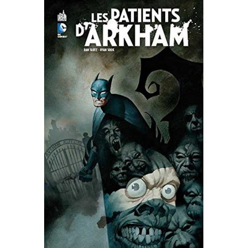 Les patients d'Arkham (VF)