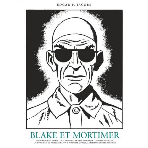 Blake & Mortimer - Intégrale tomes 7 à 12 (VF)