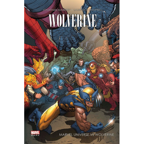 Marvel Universe VS Wolverine (VF)