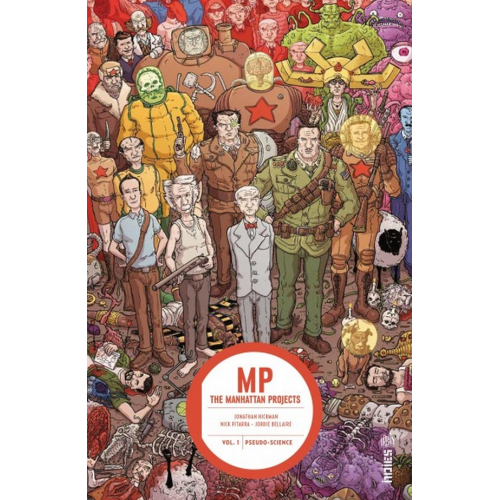 Manhattan Projects Tome 1 (VF)