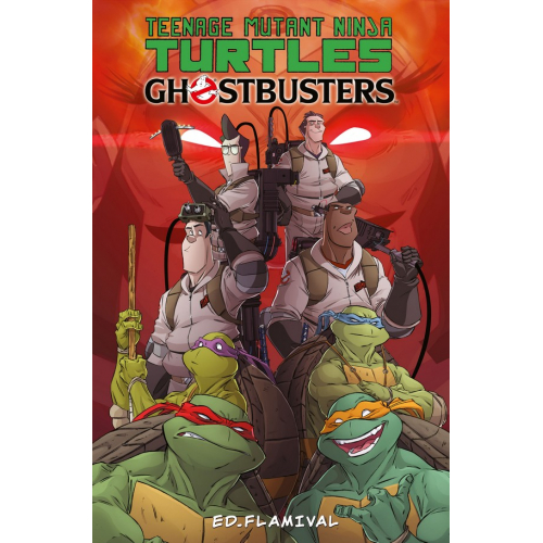 TEENAGE MUTANT NINJA TURTLES – GHOSTBUSTERS (VF)