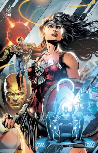 Justice League Édition Urban 5 ans (VF)