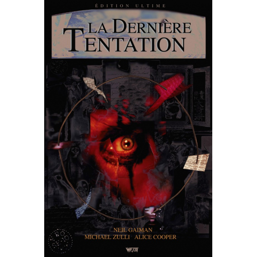La Dernière Tentation - Édition Collector Original Comics 250 ex. (VF)
