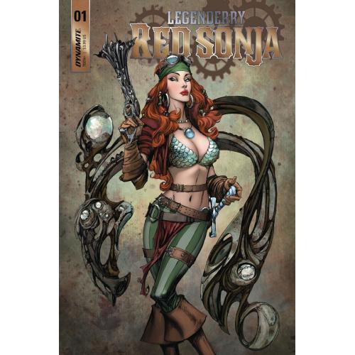Legenderry : Red Sonja 1 (VO)