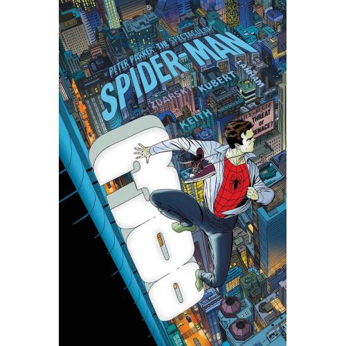 PETER PARKER SPECTACULAR SPIDER-MAN 300 (VO)