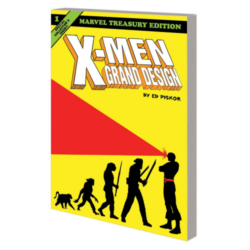 X-MEN GRAND DESIGN TP (VO)
