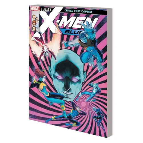 X-Men Blue Vol.3 TP CROSS TIME CAPERS (VO)