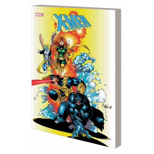 X-Men Blue Vol.0 REUNION TP (VO)