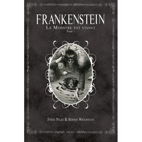 Frankenstein Le monstre est vivant Tome 1 (VF)