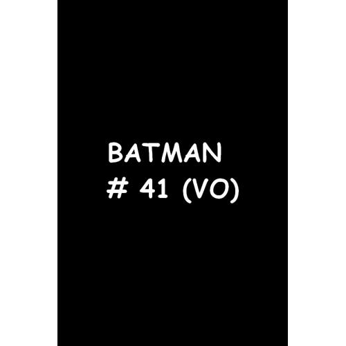 Batman 41 (VO)