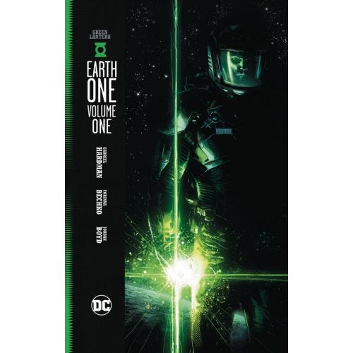 GREEN LANTERN EARTH ONE HC VOL 01 (VO)