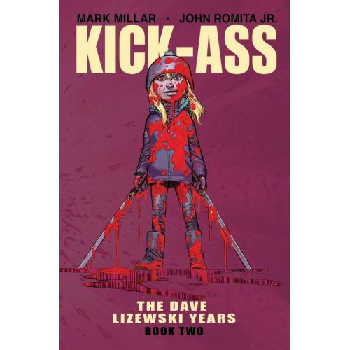KICK-ASS DAVE LIZEWSKI YEARS TP VOL 02 (VO)