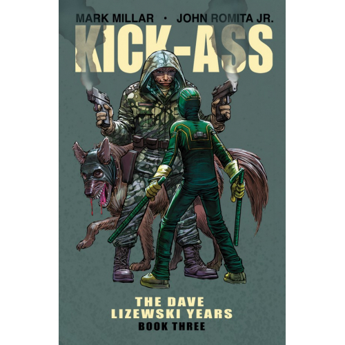 KICK-ASS DAVE LIZEWSKI YEARS TP VOL 03 (VO)