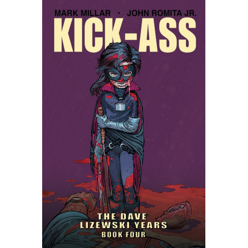 KICK-ASS DAVE LIZEWSKI YEARS TP VOL 04 (VO)
